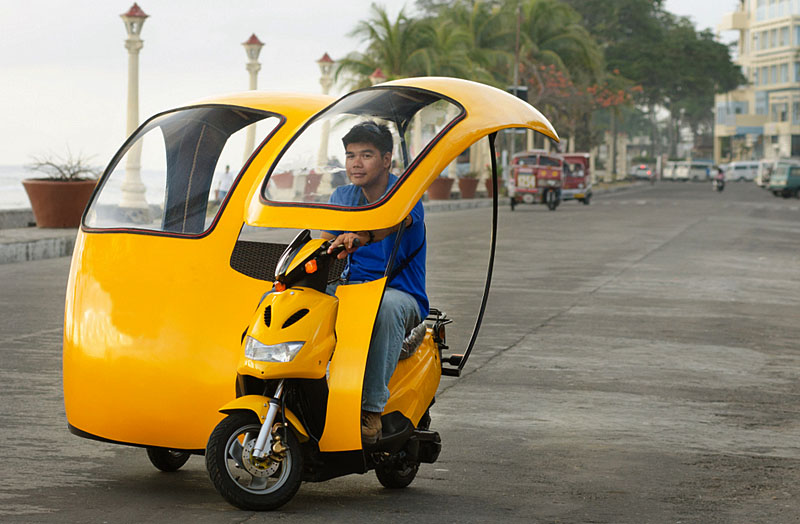 Three-Wheeler Vehicles: Tricyle, Pedicabs, Kuligligs Etc